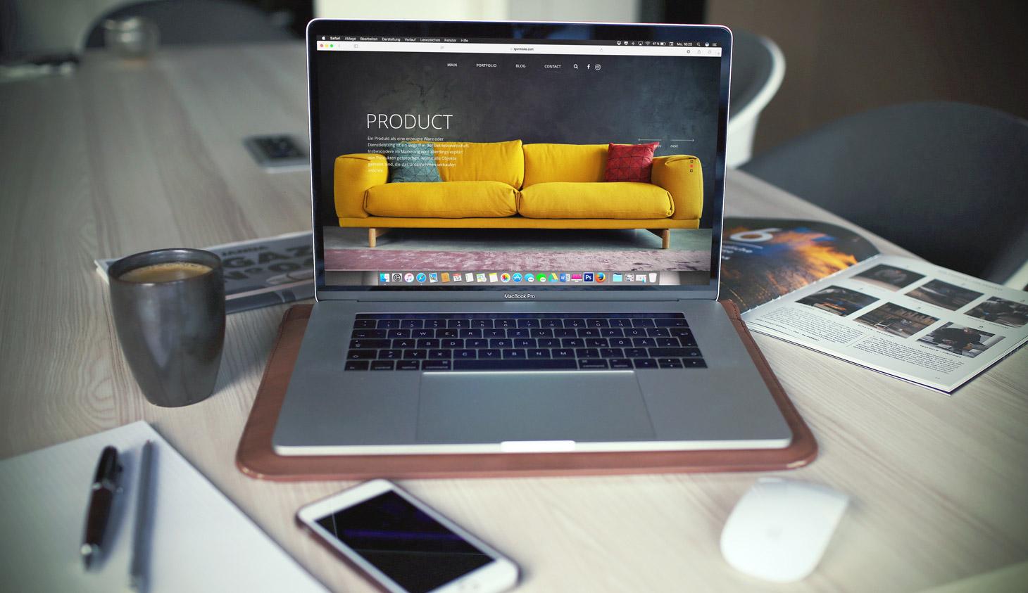 Webdesign Cashcow Marketing